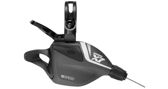 SRAM X7 Trigger 10-fach rechts grau